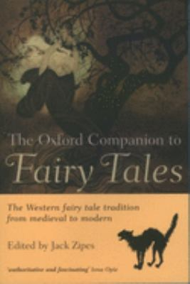 cover of The Oxford Companion to Fairy Tales