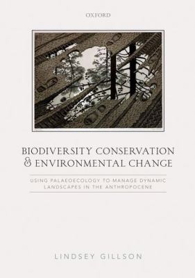 Book Cover : Biodiversity Conservation and Environmental Change