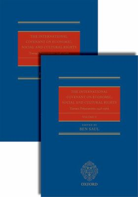 he International Covenant on Economic, Social and Cultural Rights, travaux préparatoires 1948-1966 / edited by Ben Saul.