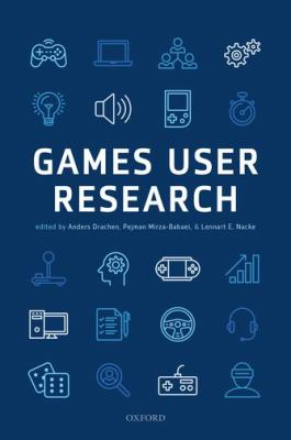 book cover: Games User Research