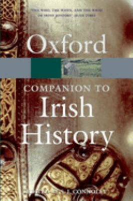 The Oxford Companion to Irish History cover