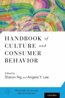 [cover art] Handbook of Culture and Consumer Behavior