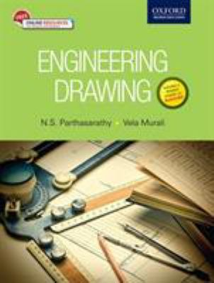 Cover Art for Engineering drawing by Oxford University Press