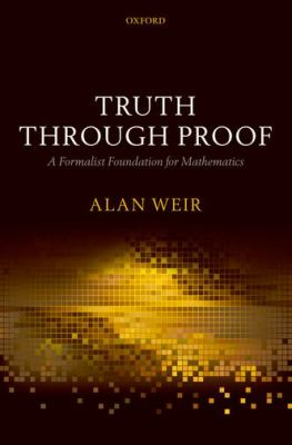 book cover: Truth Through Proof