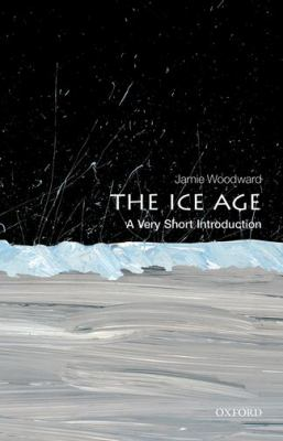 Book Cover : The Ice Age : a very short introduction
