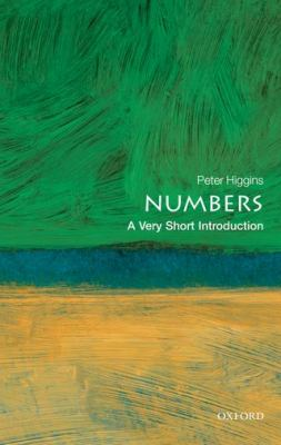 book covers: Numbers: a very short introduction