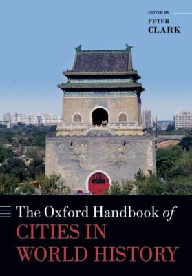 Book Cover : The oxford Handbook of Cities in World History