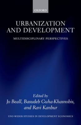 Book Cover : Urbanization and Development