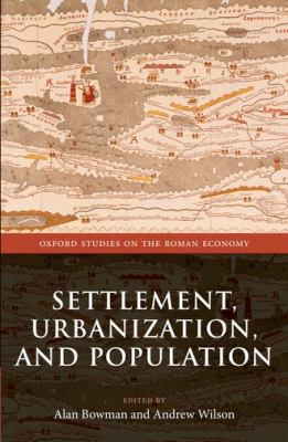 Book Cover : Settlement, Urbanization, and Population