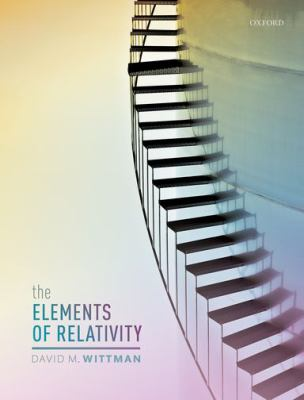 book cover: The Elements of Relativity