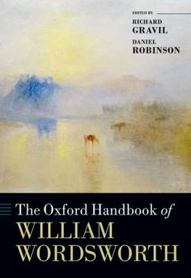 Cover art for the The Oxford Handbook of William Wordsworth