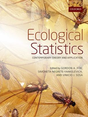 book cover: Ecological Statistics