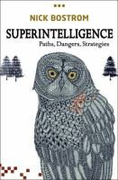 """Superintelligence"" book cover"