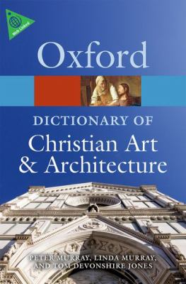 The Oxford Dictionary of Christian Art and Architecture Cover Art