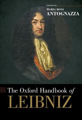 book cover: The Oxford Handbook of Leibniz
