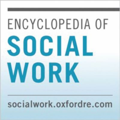 Cover Art of Oxford Research Encyclopedia: Social Work