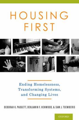 Housing First cover