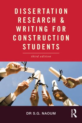 Dissertation Research and Writing for Construction Students Cover