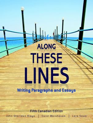 Along these lines : writing paragraphs and essays