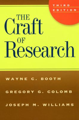 cover of The Craft of Research