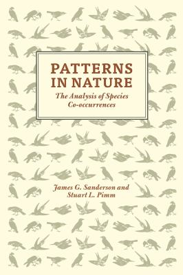 Book Cover : Patterns in Nature : the analysis of species co-occurrences