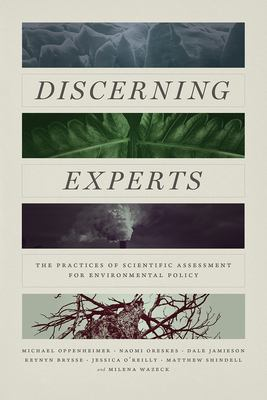 Cover Art for Discerning Experts