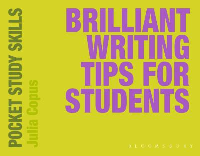Book cover image for Brilliant Writing Tips