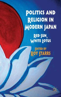 Starrs Politics and Religion Japan cover art