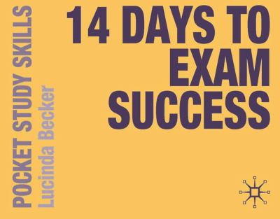 book cover of 14 Days to Exam Success