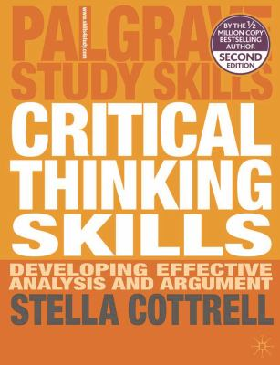 Book cover image for Critical Thinking Skills