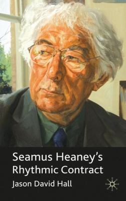 Cover Art for Seamus Heaney's Rhythmic Contract