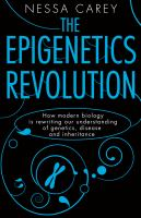 Book cover for The Epigenetics Revolution