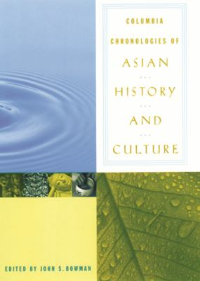 Cover of Columbia Chronicles of Asian History and Culture