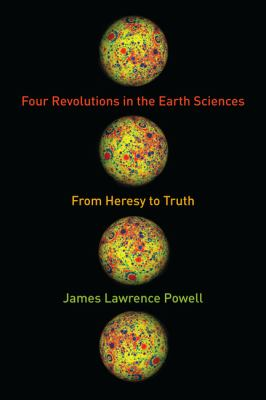 Book Cover : Four Revolutions in the Earth Sciences