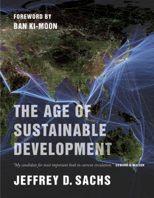 Book Cover : The Age of Sustainable Development