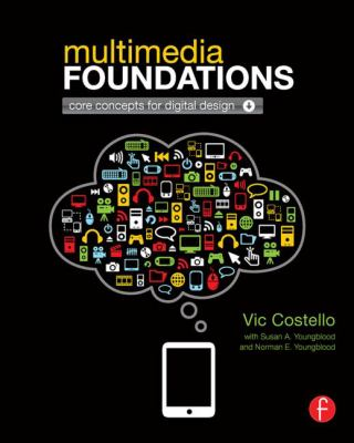 Multimedia Foundations Cover Art