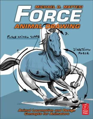 Force: Animal Drawing