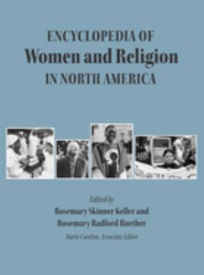 cover of Encyclopedia of Women and Religion in North America