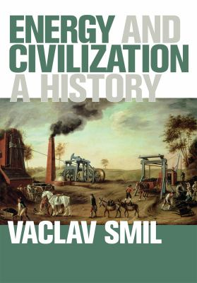 Energy and civilization cover image