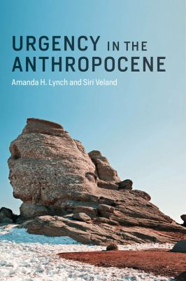 Book Cover : Urgency in the Anthropocene