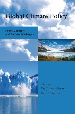 Book Cover : Global Climate Policy : Actors, Concepts, and Enduring Challenges