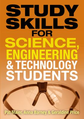 Study Skills for Science, Engineering and Technology Students Cover