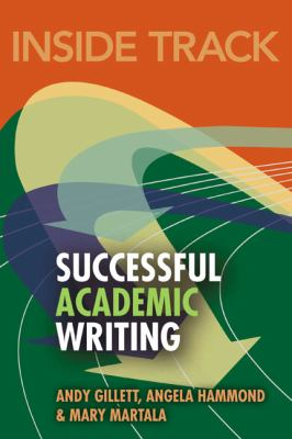 book cover of Inside Track to Successful Academic Writing