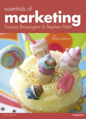 Essentials of Marketing Cover