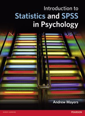 Statistics and SPSS in Psychology