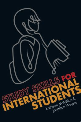 book cover of Study Skills for International Students