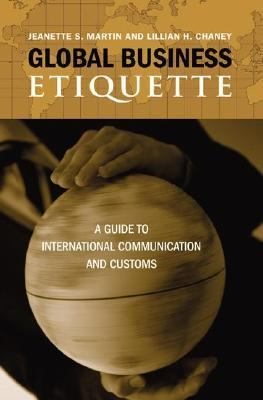 Book cover image for Global Business Etiquette