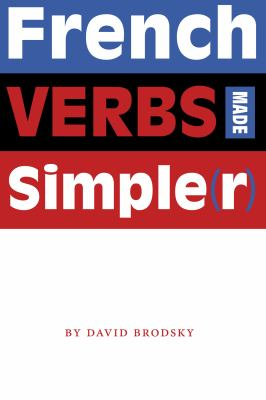 french verbs made simpler book cover