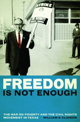 Book cover for Freedom is not enough.
