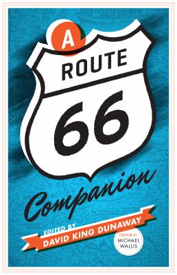 Book cover for A Route 66 companion.